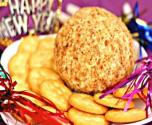 Crunchy Blue Cheese Ball