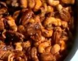 Crunchy Sweet And Savory Nuts 