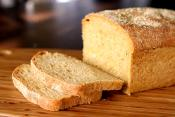 Crusty Anadama Bread