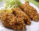 Crusty Fried Oysters