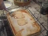 Crusty Sugar Peach Cobbler From Pg. 187 Of Rosalie Serving Country