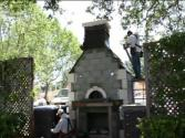 Culinary Design Project: Building An Outdoor Wood Fired Oven (the Journey Blog 6.22.10)