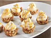 Sweet 'n Salty Caramel Mousse Cups