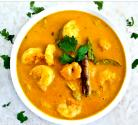 Creamy Curried Shrimp With Coconut Rice