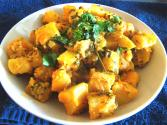 Dahiwale Aloo