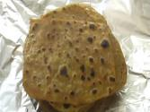 Dal Parantha (paratha) / Indian Flatbread