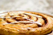 Danish Pastry With Almond Filling