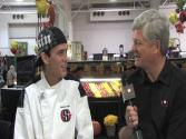 Danny Veltri Interview, Season 5 Winner Of Hell's Kitchen Competition