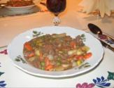 French Stew With Red Wine Vinegar