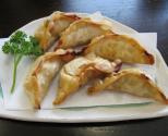 Deep Fried Gyoza