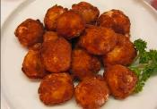 Easy Deep-fried Mashed Potato Balls