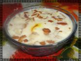 Delicious And Nutty Homemade Rabdi