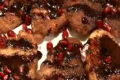 Delicious Pepper Pork With Pomegranate Molasses