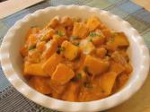 Delicious Red Curry Butternut Squash