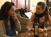 Desiree Reviews Two Wines At The Ferre I Catasus Winery