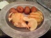 Easy Deviled Crab