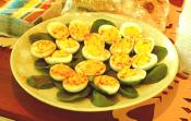 Ever-so-easy Deviled Eggs