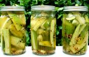 Dill Pickles Short Method