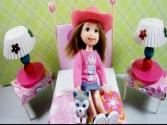 How To Make Lamps For Your Doll House Using Cupcake Liners