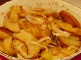Fancy Down-home Country Fried Potatoes With Onions
