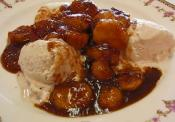 Simple Delicious Bananas Foster
