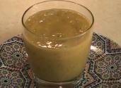 Moroccan Dried Fruit Smoothies