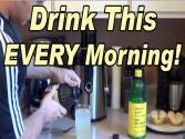 Drink This Every Morning - Lemon Juice & Apple Cider Vinegar