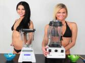 Dry Chopping - Blendtec Vs Vitamix - The Blender Babe Reviews