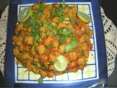 Healthy Indian Soya Curry