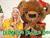 Kids Christmas Songs | Dum Dee Diddle Dee | Tess And Ted