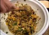 Easy Vegetarian Food Part 2 -  Quinoa Salad