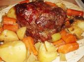 Easy Crock Pot Roast