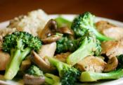 Easy Ginger Chicken With Broccoli