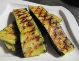 Easy Grilled Zucchini Steaks