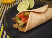 Easy Healthy Pork Tenderloin Fajitas With Peppers