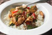 Simple Kung Pao Chicken