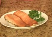 Easy Maple Salmon