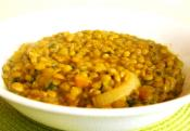 Easy Moroccan Lentils