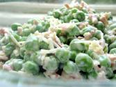 Easy Pea Salad