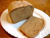 Easy Whole Wheat Bread
