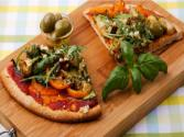 Eat-your-veggies Pronto-pizza