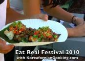 About 2nd Annual Eat Real Festival In California