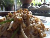 Eating The Best Pad Thai Ever At Chang Chalaad Restaurant In Chiang Mai, Thailand