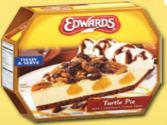One Word Review - Edwards Turtle Pie