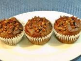 Eggless Chocolate Muffin