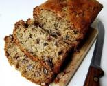Eggless Date And Nut Bread