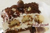 Eggless Tiramisu