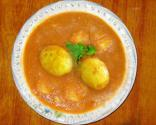 Eggs And Potato Curry
