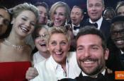 Ellen's Oscar Photo Breaks Twitter, Plus A Few You Missed
