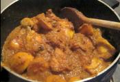 Devil Chicken Curry